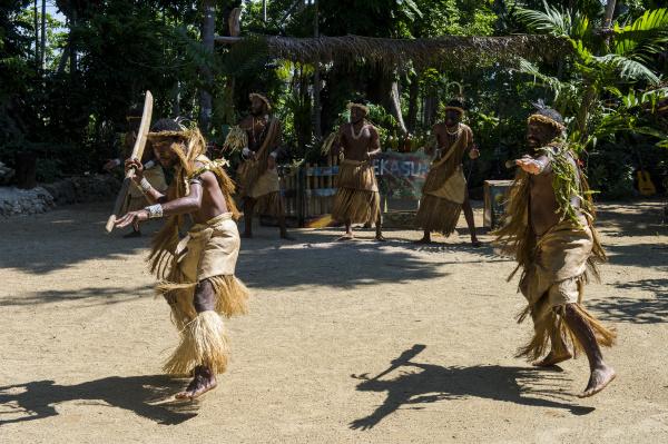 ekasup cultural village efate