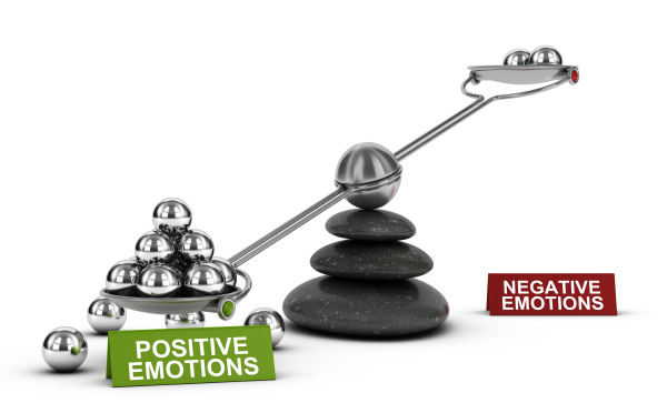 positive emotions and healthy emotional well