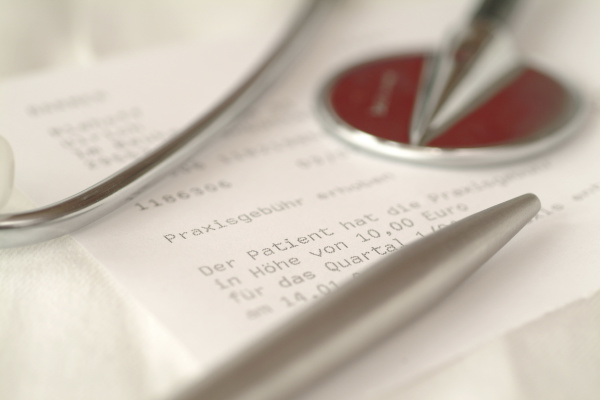 practice fee new prescription health insurance