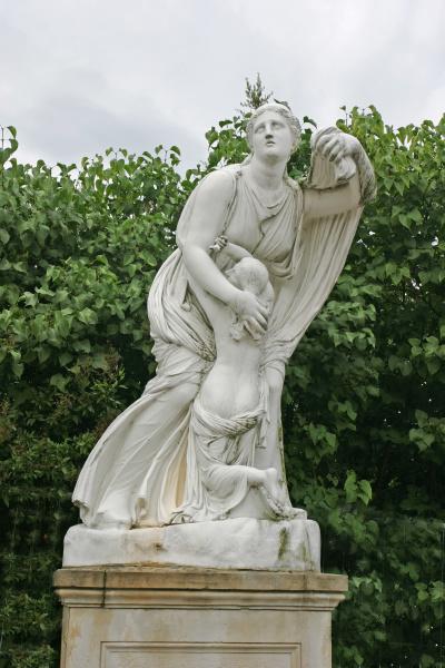 frg germany brandenburg neustrelitz white marble