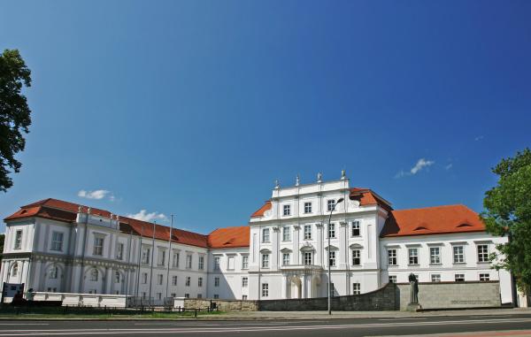 frg germany brandenburg oranienburg view of