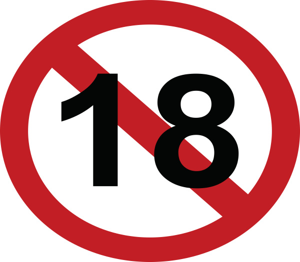 icon banned under 18