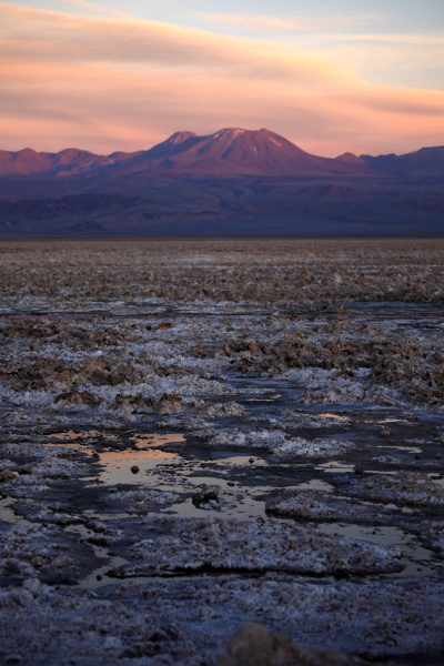 salt mountains desert wasteland american mood