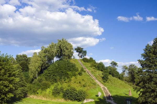 hugel fortified settlement near merkine