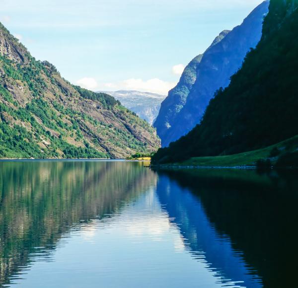 sogne fjord norway