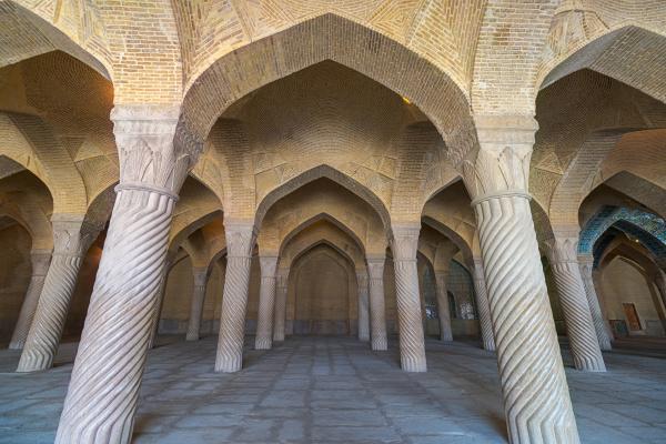 vakil mosque in shiraz iran