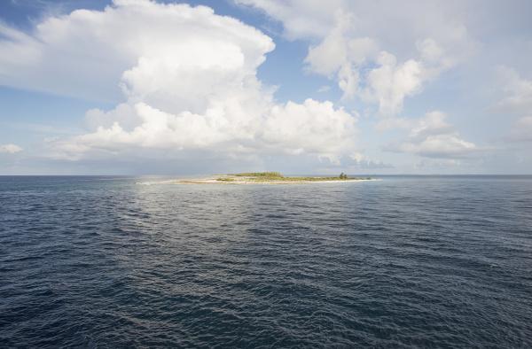 a small atoll tahiti