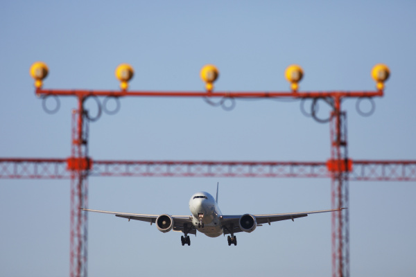 boeing 777 wide bodied jetliner on
