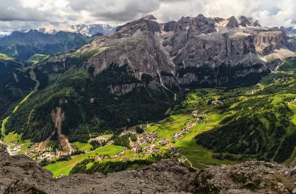 dolomiti high badia valley