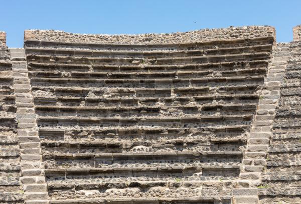 the small theatre pompeii