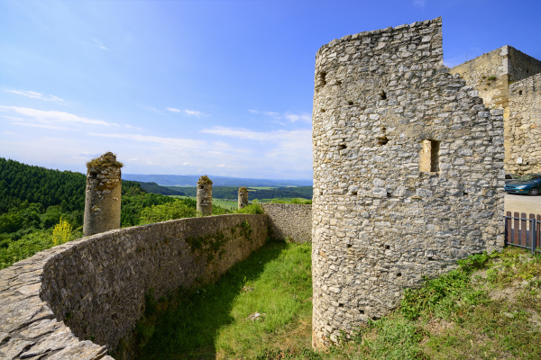slovakia zipser land spis castle