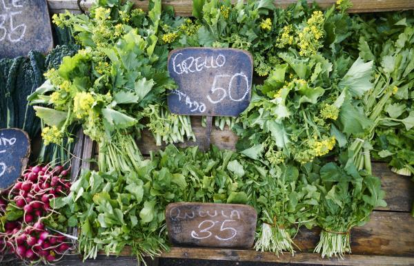 uruguay montevideo vegetable on a market