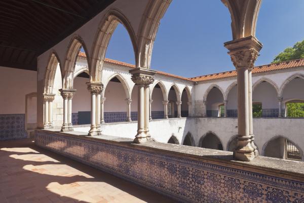 claustro da lavagem cloister convento de