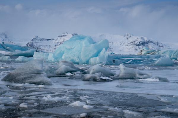 joekulsarlon iceland europe