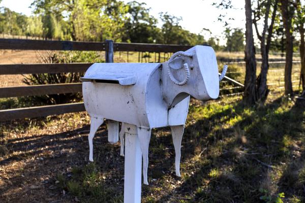letterbox in rural communities ram