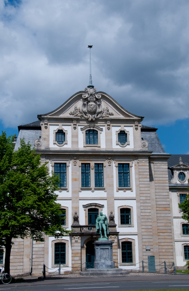 old archive in hannover