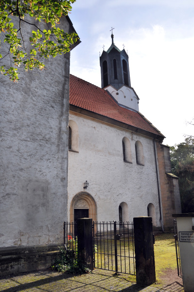 abbey church of hannover marienwerder