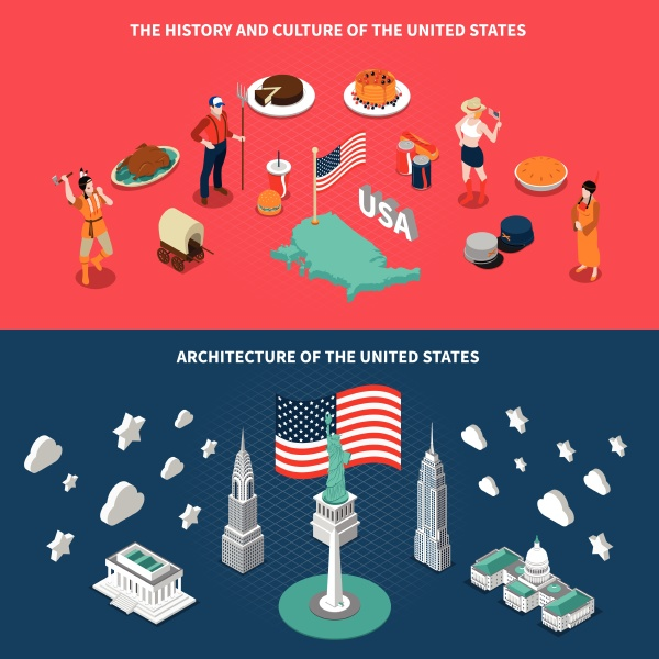 usa landmarks historical sites culture traditions