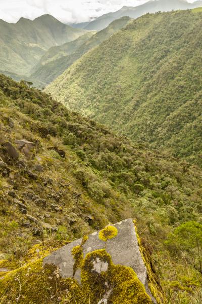 ecuador andes mountains mountain landscape