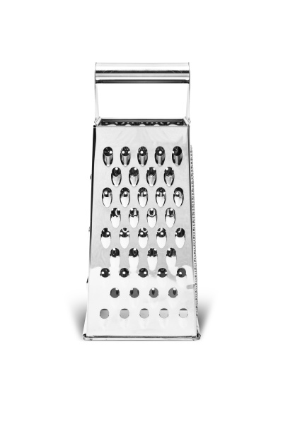 grater for vegetables isolated on a