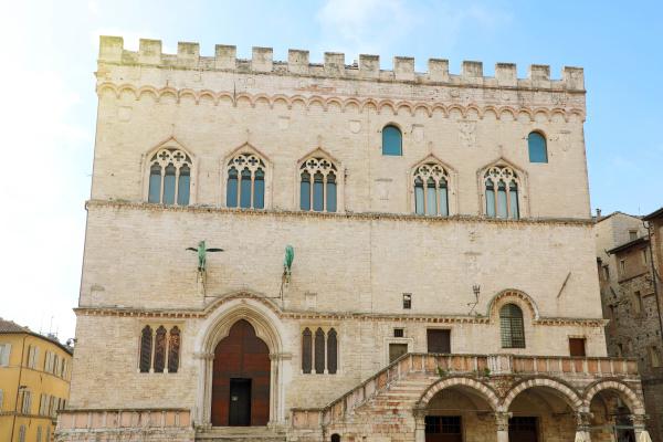 perugia old city hall palazzo dei