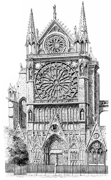 southern portal of notre dame