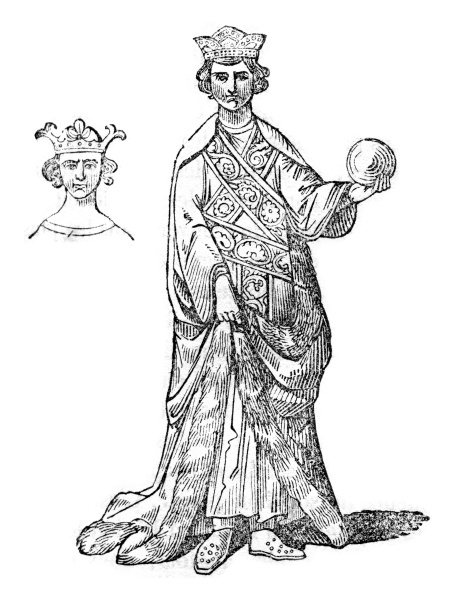 royal robe ceremonial dress