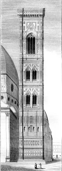 campanile of santa maria del fiore