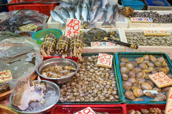 clams seafood