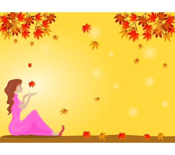 woman sitting under a tree with