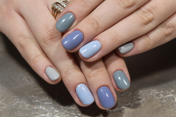 the beauty of the natural nails