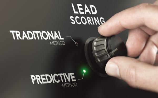 choosing predictive lead scoring instead of