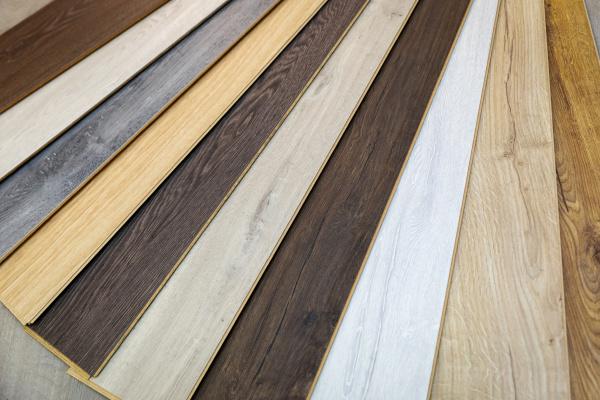 home improvement laminate flooring samples
