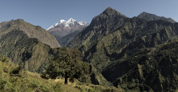 dhaulagiri dhaulagiri circuit trek himalaya nepal