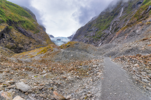 franz josef glacier walk south