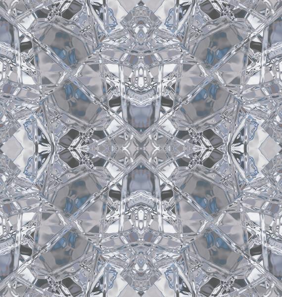 allover pattern tile diamond effect