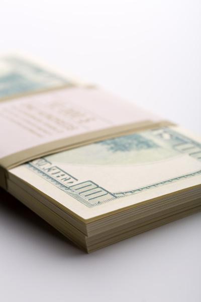 pack of dollars