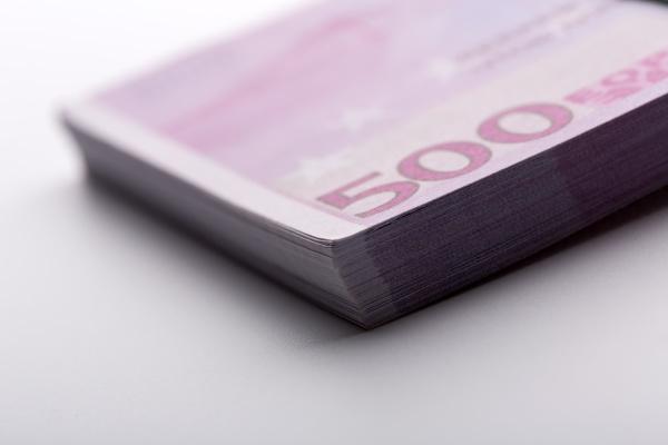 pack of euros