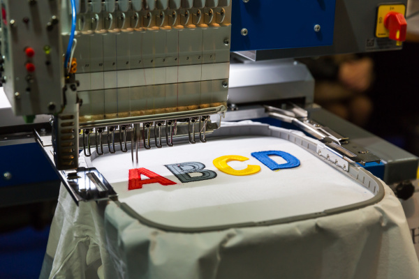 professional, sewing, machine, embroidery, letters - 28077378