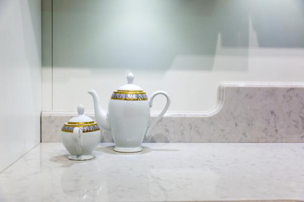 teapot, and, sugar, basin - 28077070