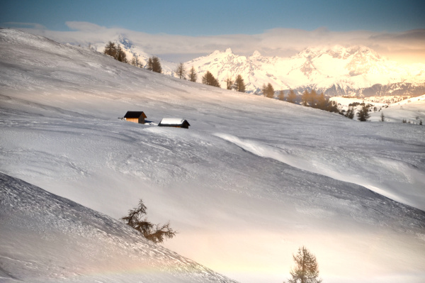 skiing, insouthern, tyrol - 28140837