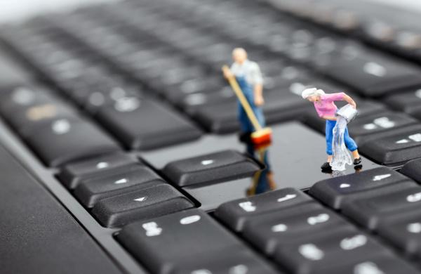 miniature keyboard cleaner