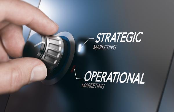 operational or strategic marketing concept