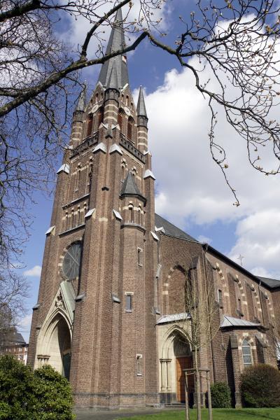 st matthias catholic church