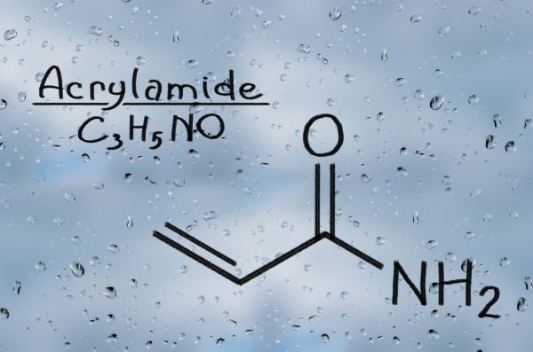 structural model of acrylamide