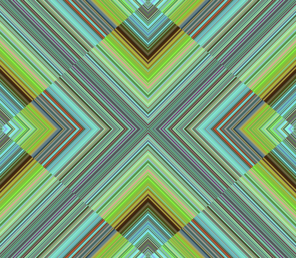 green stripes repeating pattern tile