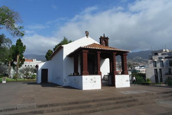 santa catarina chapel in funchal madeira