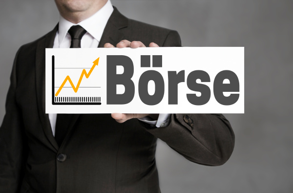 boerse in german stock market