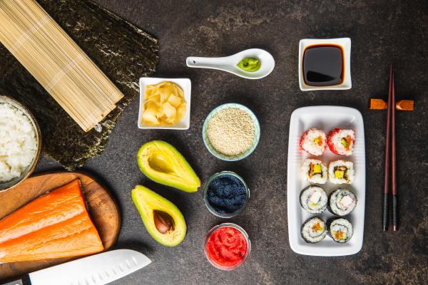 japanese, sushi, food. - 28237958