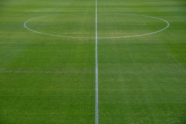 neat, football, pitch, ready, for, the - 28237873